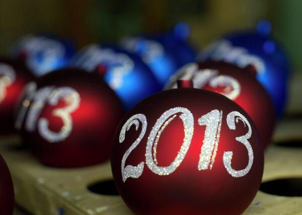 RIA Novosti desea un próspero Año Nuevo a sus lectores - Sputnik Mundo