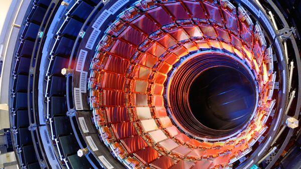 El gran colisionador de drones de Suiza o CERN - Sputnik Mundo