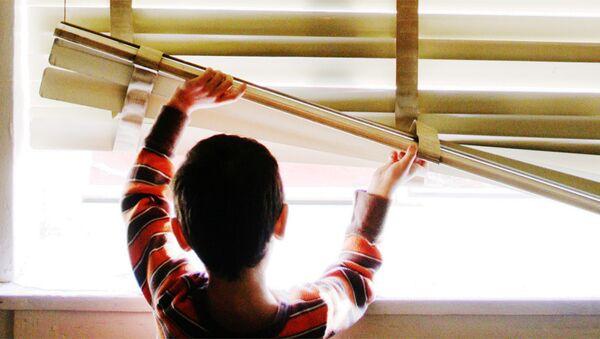 El riesgo de pobreza infantil en España se dispara - Sputnik Mundo