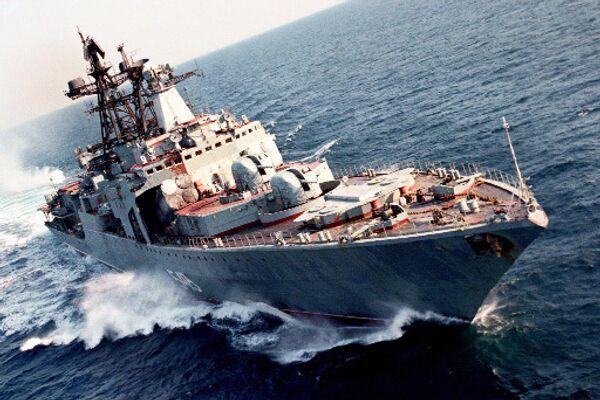 "Antisubmarino ""Mariscal Sháposhnikov"" - Sputnik Mundo"