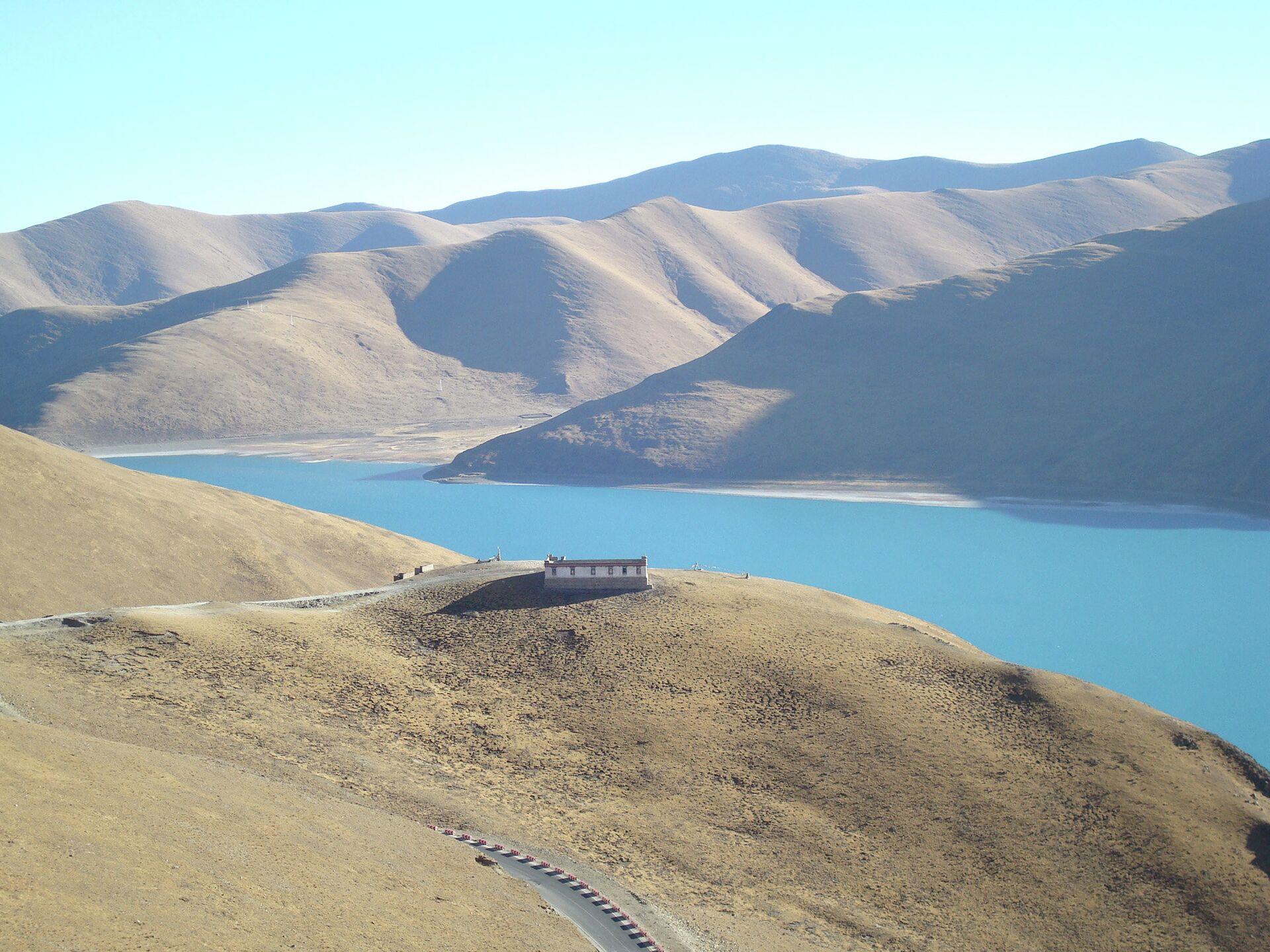 El lago Yamdrok en el Tíbet - Sputnik Mundo, 1920, 28.07.2021