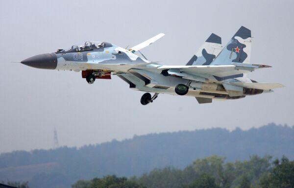Avione Su-30MK - Sputnik Mundo