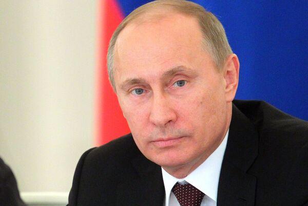 Putin dice que Rusia debe construir buques supermodernos - Sputnik Mundo
