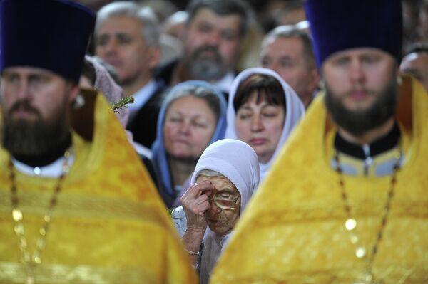 Rusia celebra la Navidad Ortodoxa - Sputnik Mundo