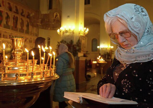 la Iglesia Ortodoxa Rusa
