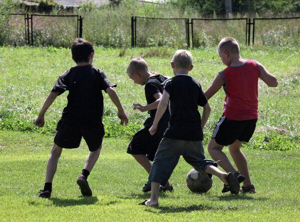 Niños hiperactivos, acertijo con solución - Sputnik Mundo
