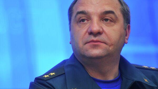 Vladímir Puchkov, ministro de Emergencia de Rusia - Sputnik Mundo
