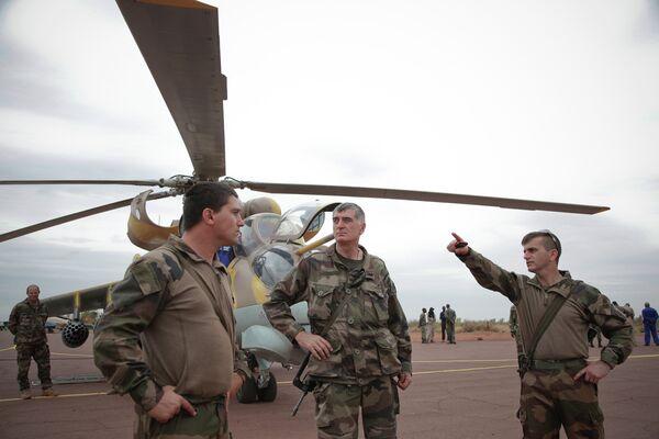 La ONU despliega una misión de 'cascos azules' en Malí - Sputnik Mundo