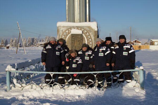 Grupo de exploración subacuática de la Sociedad Geográfica de Rusia - Sputnik Mundo