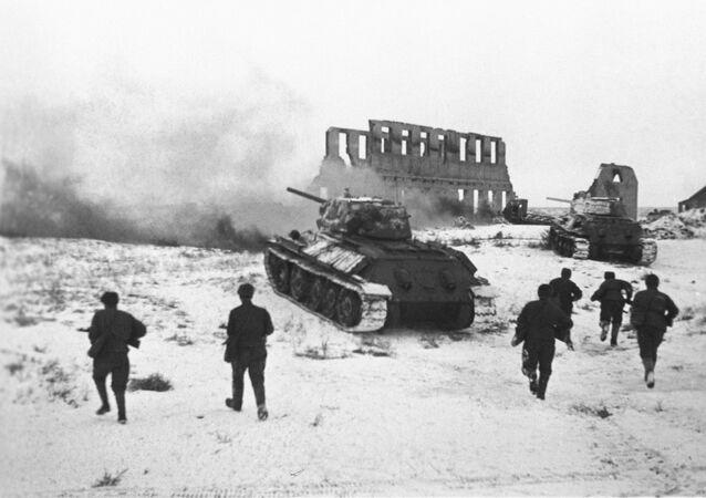 Batalla de Stalingrado (archivo)