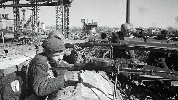 En Stalingrado la Wehrmacht perdió 1,5 millones de efectivos - Sputnik Mundo
