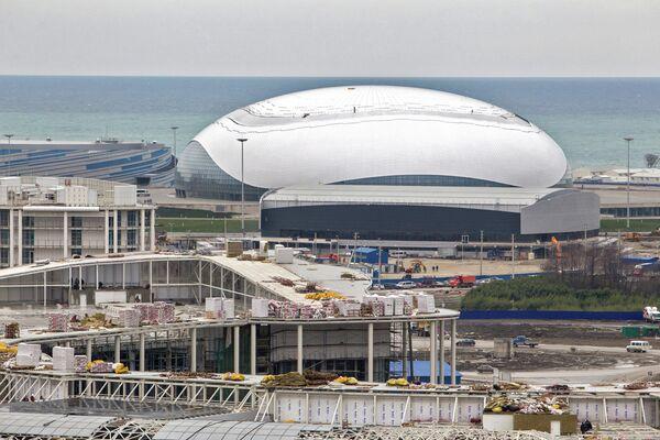 Los Juegos de Sochi suman ya una inversión superior a $35.000 millones - Sputnik Mundo