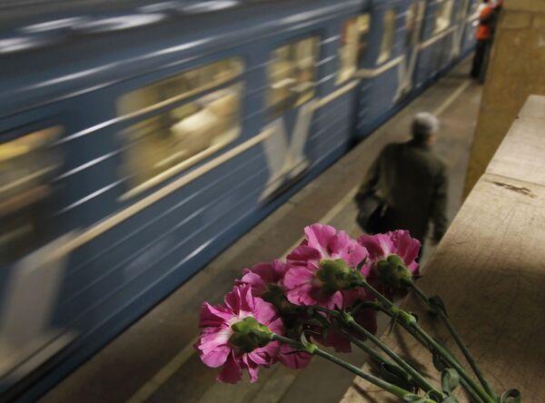 Eliminan al último de los implicados en el doble atentado de 2010 en el Metro de Moscú - Sputnik Mundo