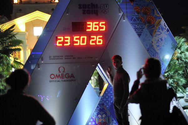 Sochi a un año de los Juegos Olímpicos de invierno - Sputnik Mundo