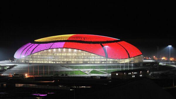 Construcción del Parque Olímpico en el valle de Imereti en Sochi. - Sputnik Mundo