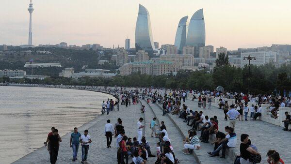 Azerbaiyán, Bakú - Sputnik Mundo