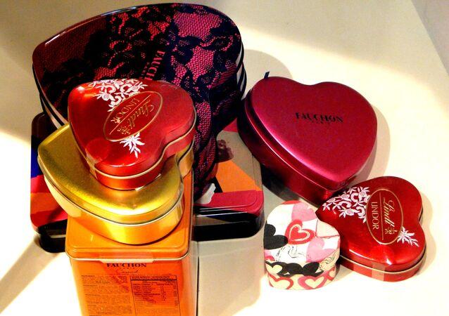 Regalos para el Día de San Valentín (imagen referencial)