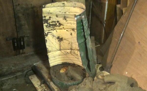 La Policía halla el cuerpo de un diputado ruso dentro de un barril con cemento - Sputnik Mundo