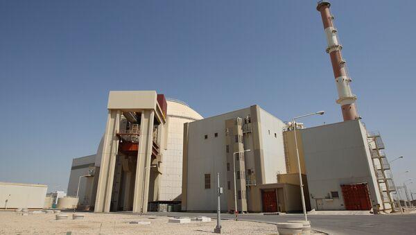 La central nuclear de Bushehr - Sputnik Mundo