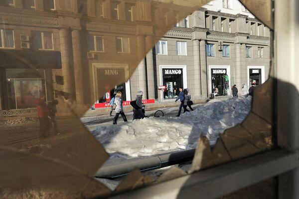 Cheliábinsk se recupera tras la caída del meteorito - Sputnik Mundo