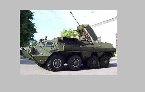 Ucrania envió a Irak blindados inservibles, según diputado iraquí - Sputnik Mundo