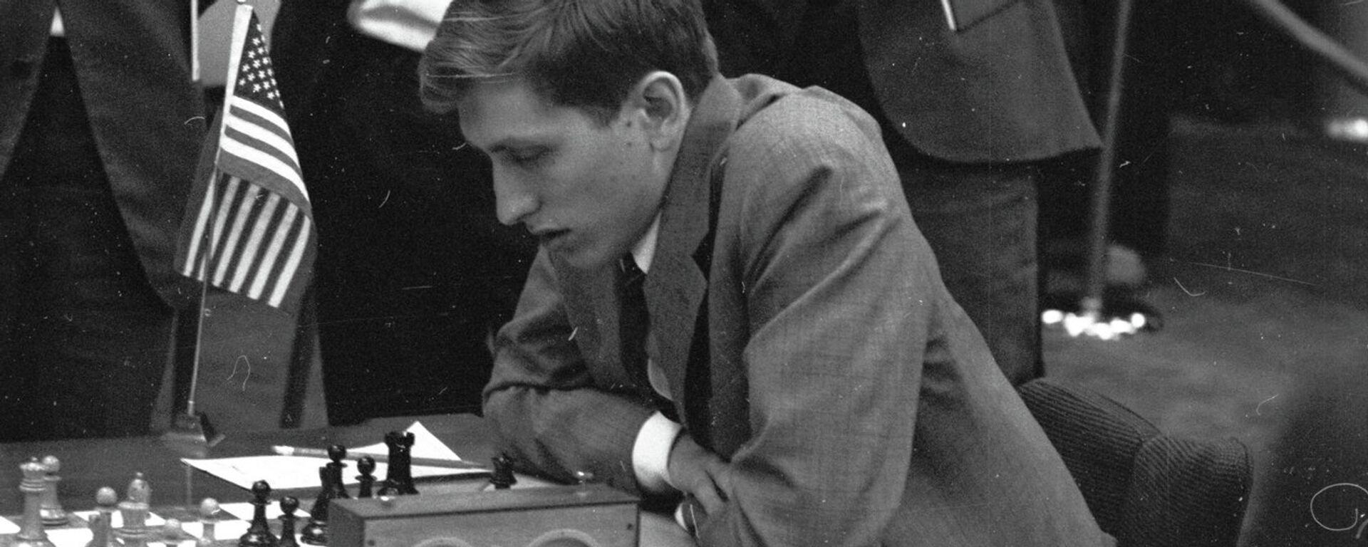 Robert James Fischer - Sputnik Mundo, 1920, 12.03.2013