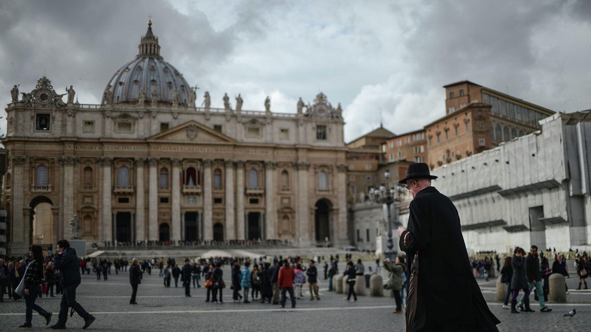 Ватикан в ожидании избрания нового Папы Римского - Sputnik Mundo, 1920, 01.06.2021