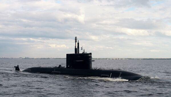 Submarino clase Lada - Sputnik Mundo