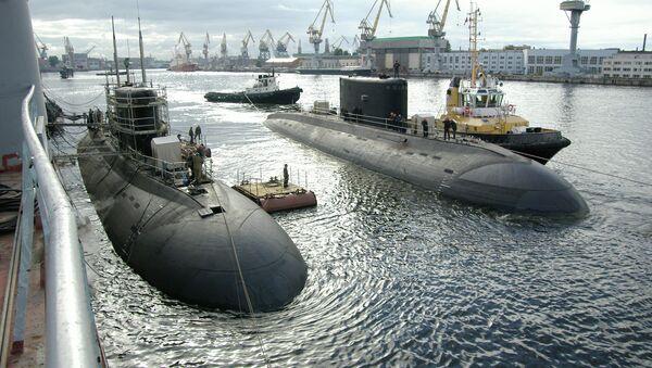 Submarino del proyecto 636 - Sputnik Mundo