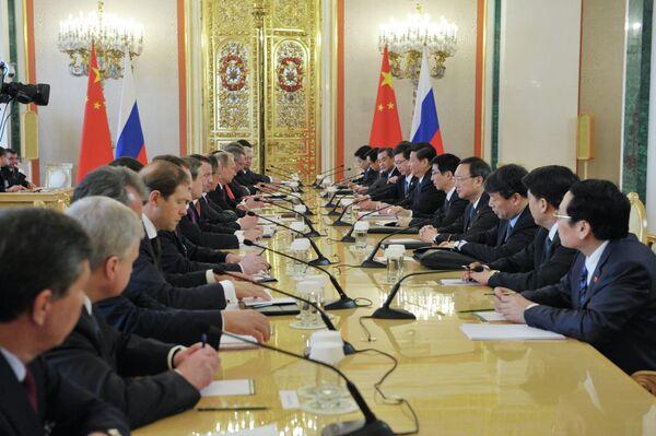 Rusia y China confían en dar un nuevo impulso a sus relaciones estratégicas - Sputnik Mundo