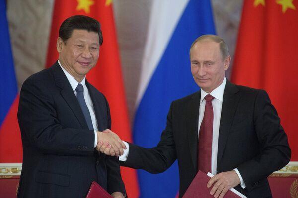 Las relaciones entre Rusia y China son garantía de la seguridad internacional - Sputnik Mundo