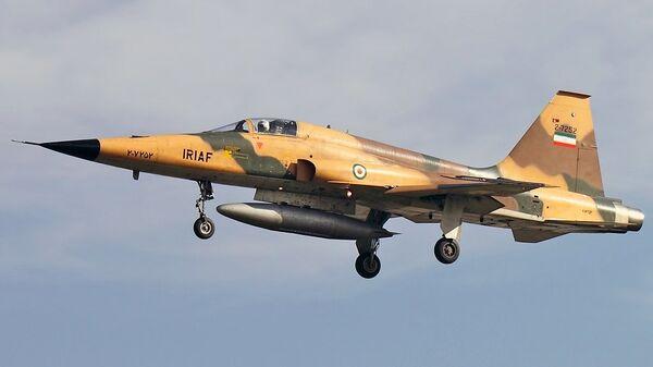 Avión de combate Northrop F-5 de las Fuerzas Aéreas de Irán - Sputnik Mundo