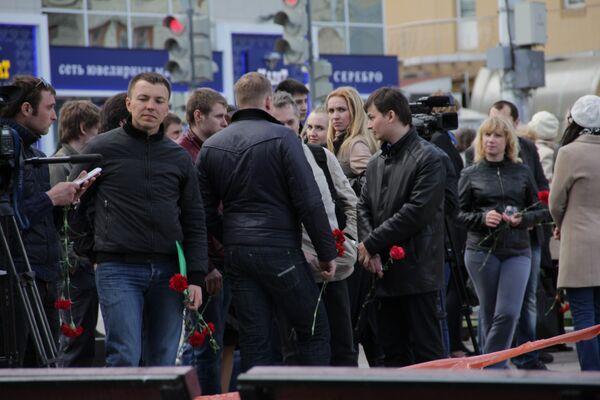 "Policía ofrecen recompensa de US$100.000 para capturar al ""tirador de Bélgorod"" - Sputnik Mundo"