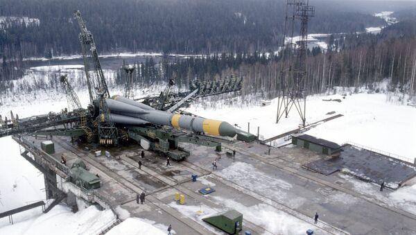 Cosmódromo Plesetsk - Sputnik Mundo