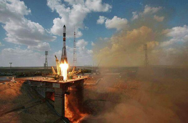 La nave de carga Progress M-19M - Sputnik Mundo