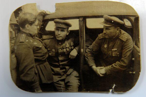 Héroes de la Segunda Guerra Mundial: ayer y hoy - Sputnik Mundo