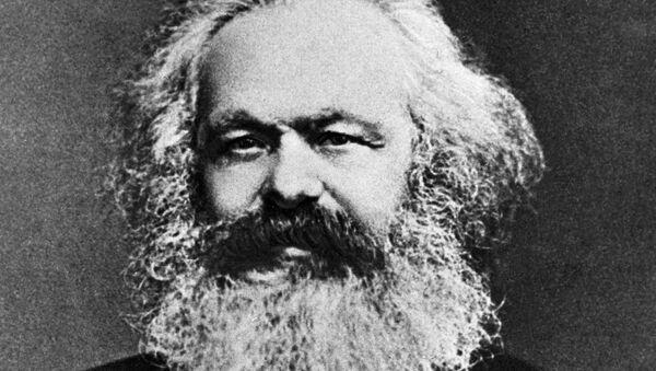Karl Marx - Sputnik Mundo
