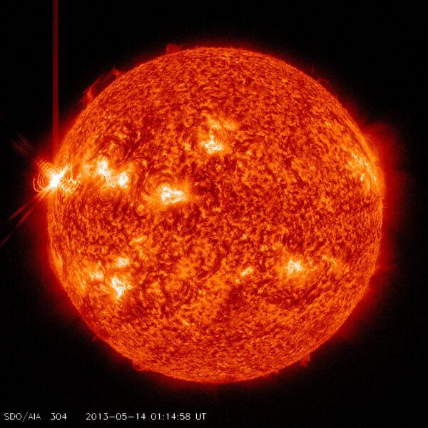 La inversión del campo magnético solar pasará inadvertida en la Tierra según experto ruso - Sputnik Mundo