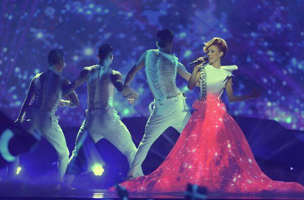 Los primeros diez finalistas del Festival de Eurovisión 2013 - Sputnik Mundo