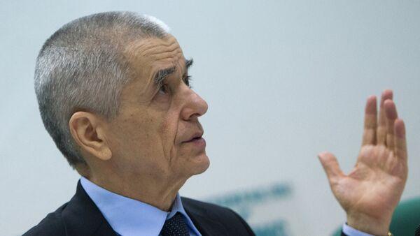 Guennadi Oníschenko, exjefe sanitario de Rusia - Sputnik Mundo