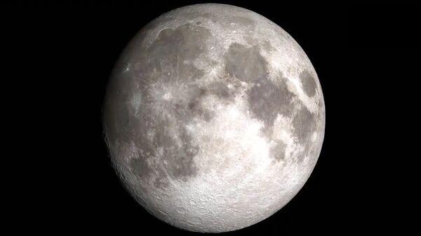 Imágenes de la colisión más potente de un meteorito en la Luna - Sputnik Mundo