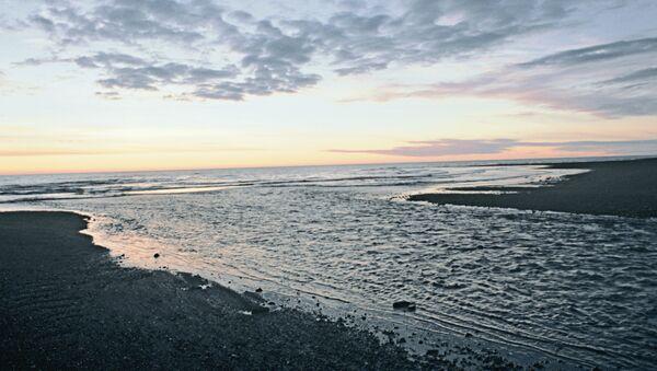 Mar de Ojotsk - Sputnik Mundo