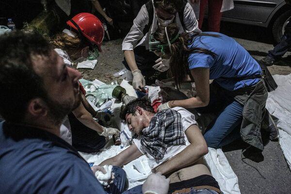 Ya son tres los muertos a raíz de protestas en Turquía - Sputnik Mundo