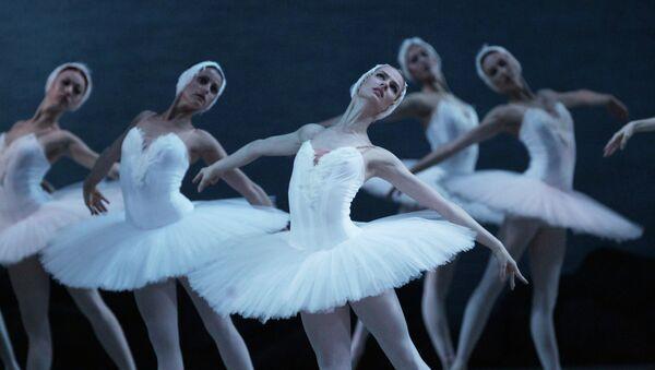Ballet  'El lago de los cisnes' (Archivo) - Sputnik Mundo