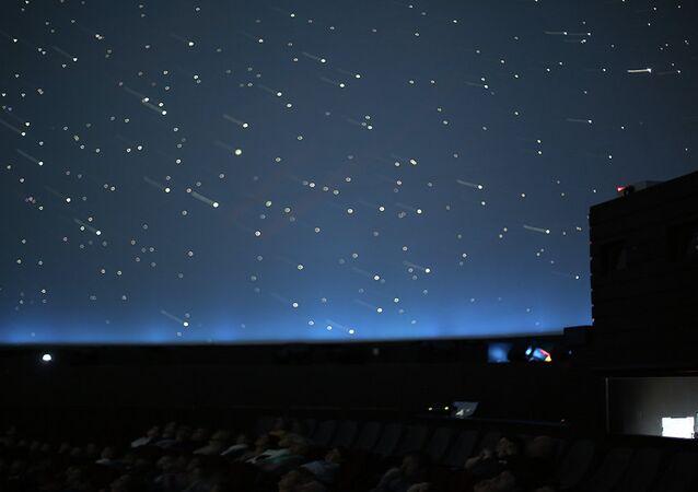 El cielo de cerca: los nueve mil astros del Planetario de Moscú