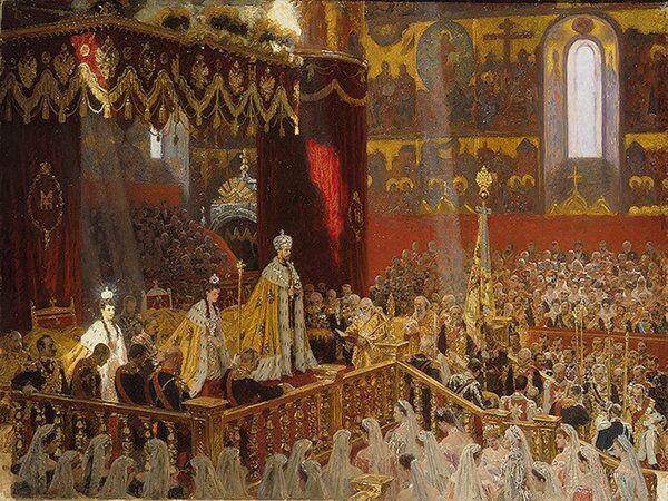 El esplendor y el lujo de las coronaciones imperiales en Rusia - Sputnik Mundo