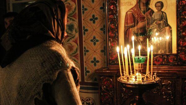 La teología es reconocida como especialidad científica en Rusia - Sputnik Mundo