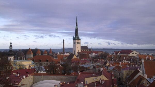Tallin, la capital de Estonia - Sputnik Mundo