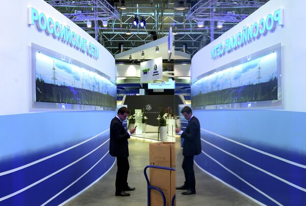 Rusia e inversores buscarán recetas para el crecimiento económico en Foro de San Petersburgo - Sputnik Mundo
