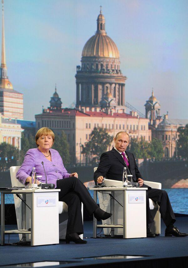 "Putin admite que a veces ""sube la voz"" para que le escuchen - Sputnik Mundo"
